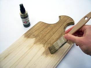 Porta asciugapiatti e presine viridea for Bicchieri in legno