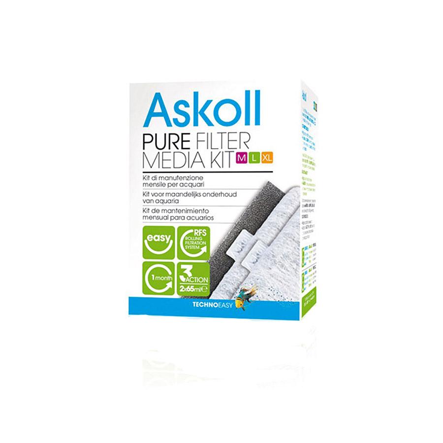Askoll Pure Filter Media Kit