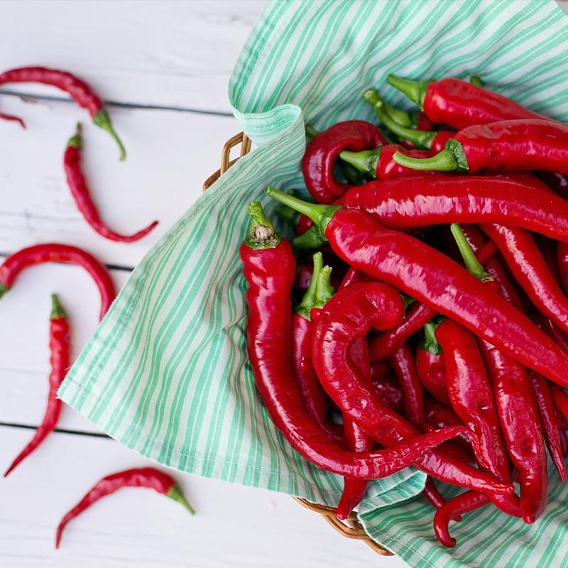 Utilizzi e benefici del peperoncino