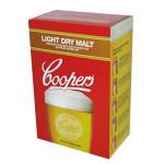 Light dry malt