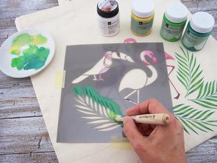 Shopper flamingo 2