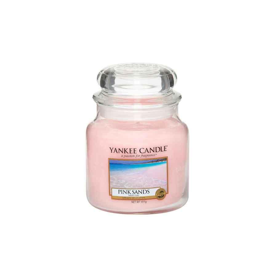 Yankee Candle Pink Sands Giara Media
