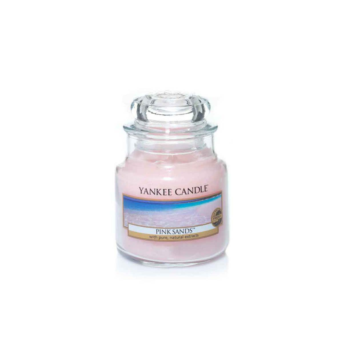 Yankee Candle Pink Sands Giara Piccola