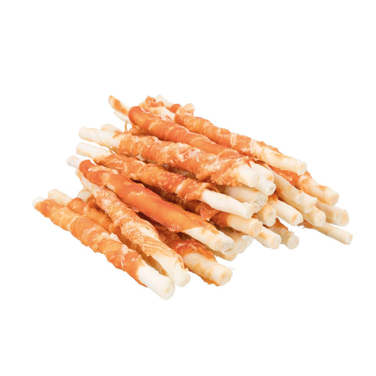 Trixie Denta Fun Chicken Chewing Rolls