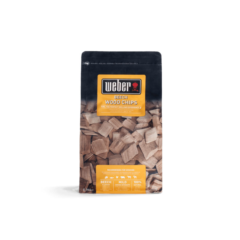 WEBER Chips per affumicatura al Faggio