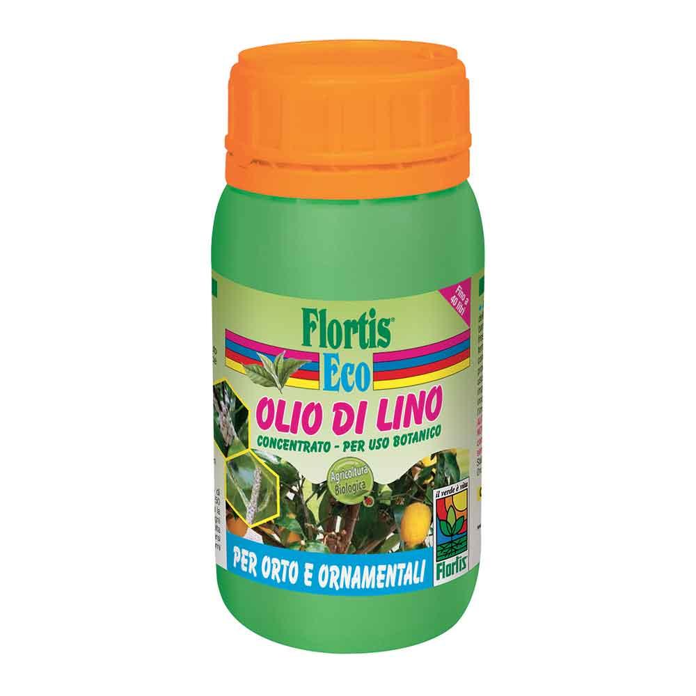 Flortis Eco Olio di lino concentrato 200 ml