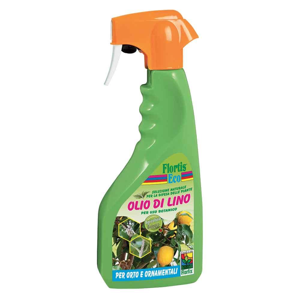 Flortis Eco Olio di lino concentrato RTU 500 ml