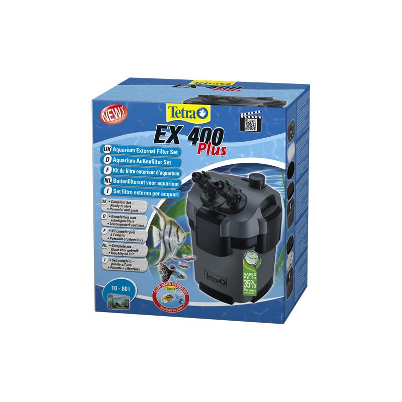 Linea Tetra Filtri esterni EX Plus
