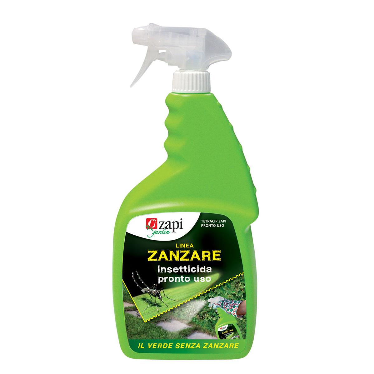Zapi Zanzare Insetticida Pronto Uso 1 l