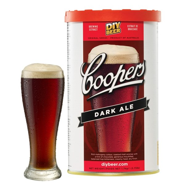 "Birra Coopers ""Dark Ale"""