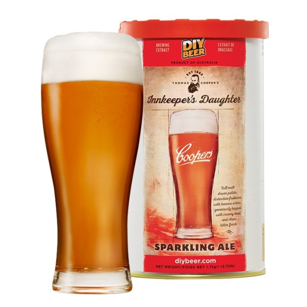 "Birra Coopers ""Sparkling Ale"""