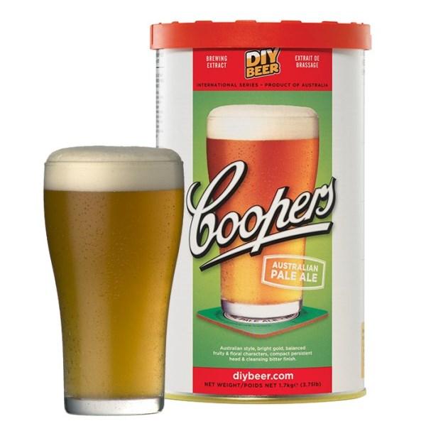 "Birra Coopers ""Australian Pale Ale"""