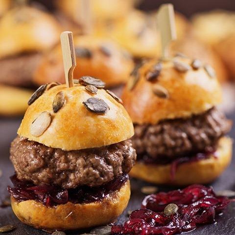 Miniburger di Black Angus | @Weber