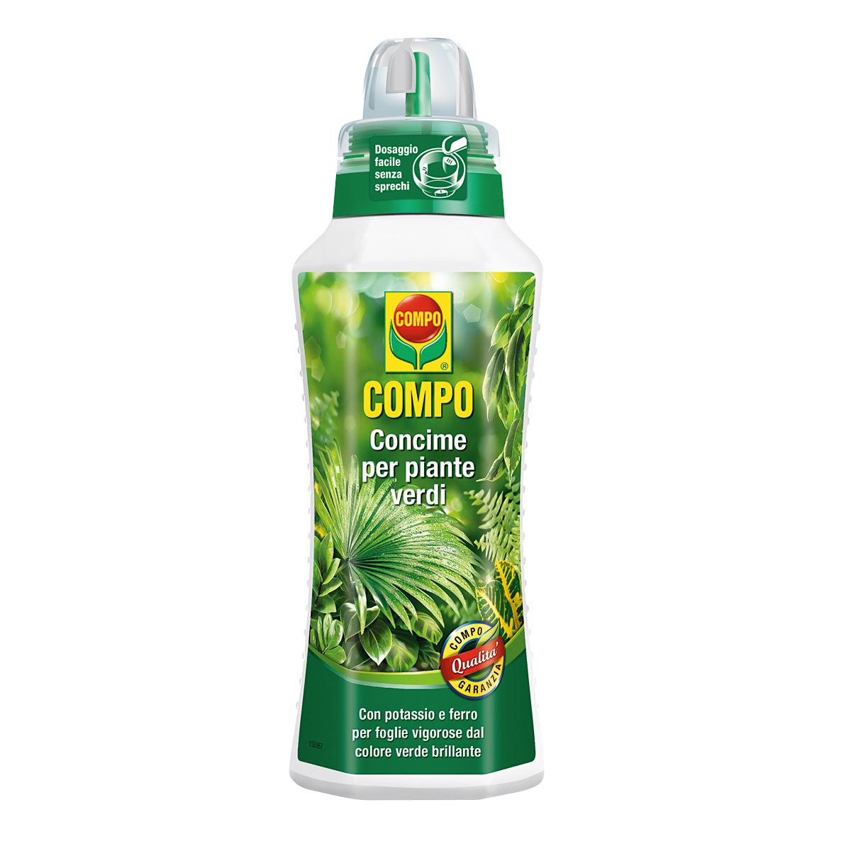 Compo Concime piante verdi