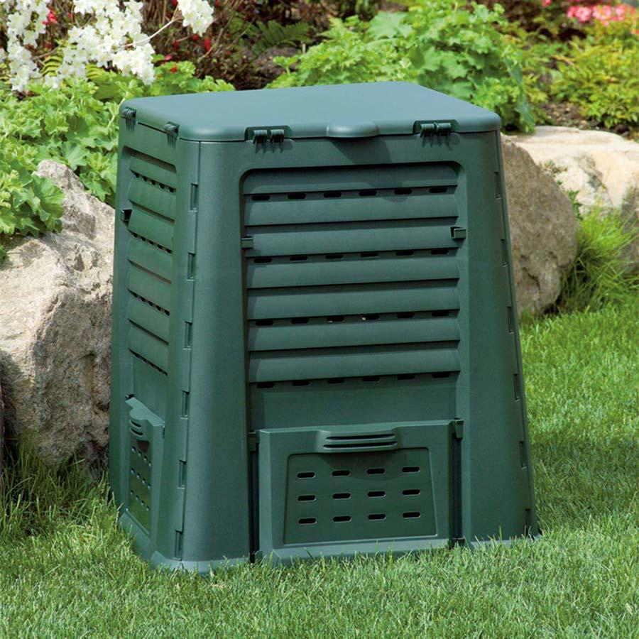 Il fertilizzante fai da te con la compostiera