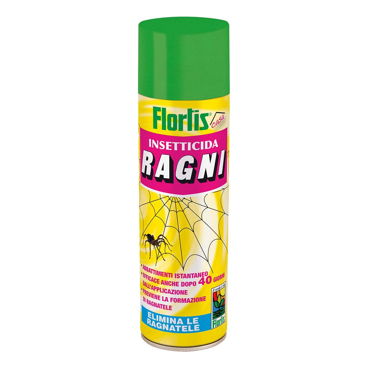 Flortis Insetticida Ragni Spray