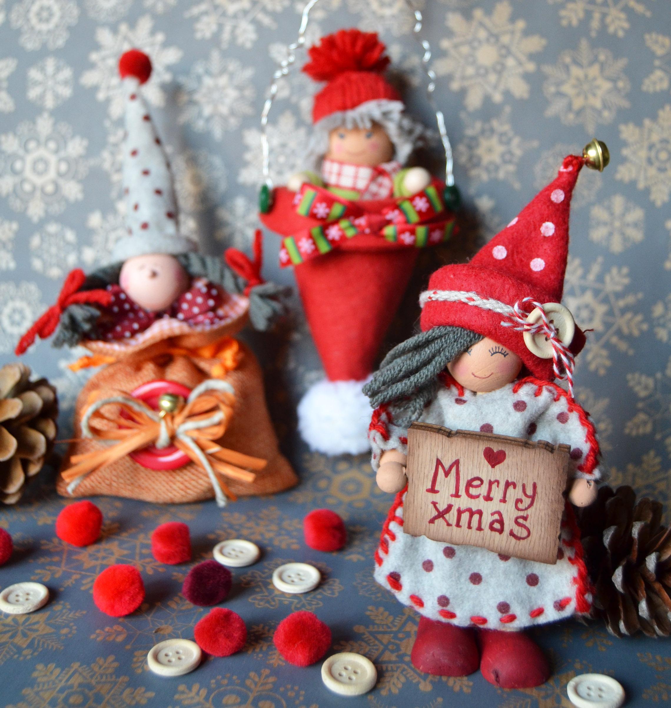 Gnomi e folletti di Natale