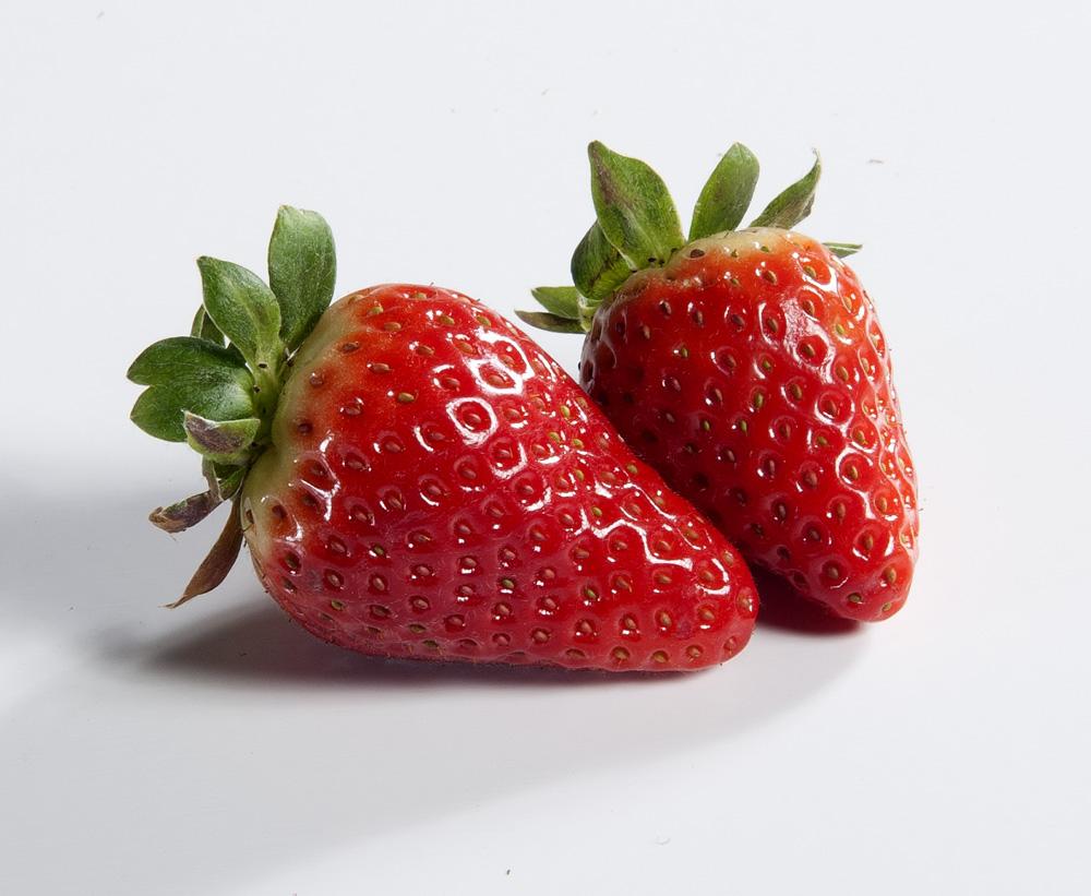 La salute si colora di rosso fragola