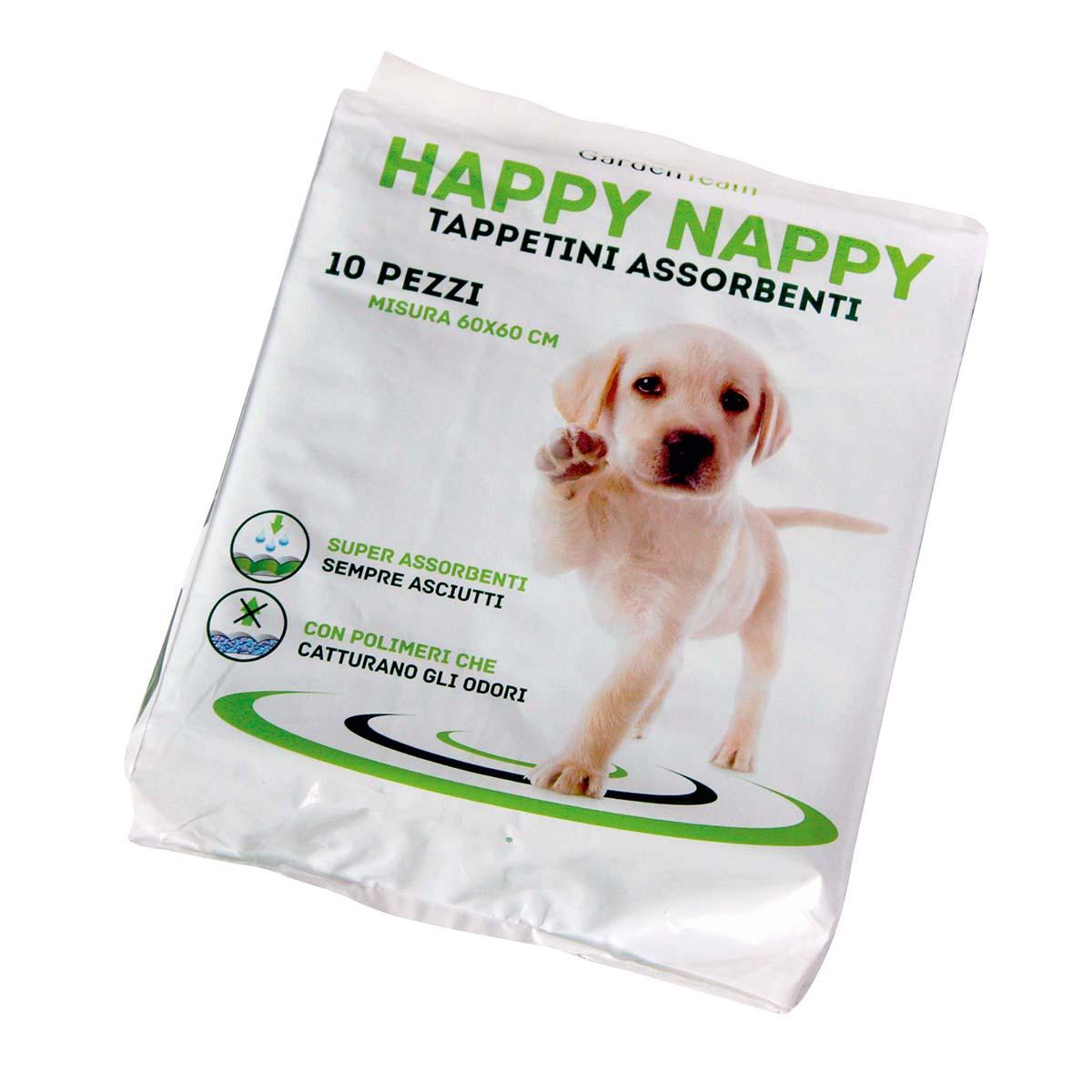 Tappetini igienici Happy Nappy