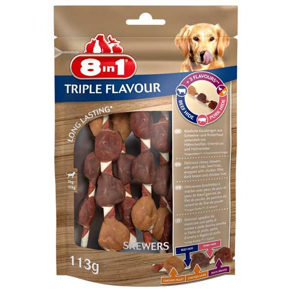 Linea 8 in 1 Triple Flavour Bone