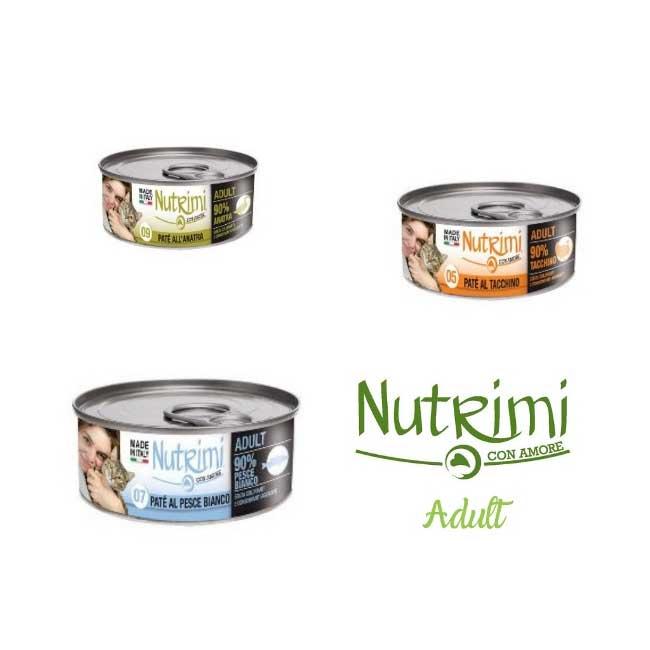 Nutrimi Gatto Adult 85g