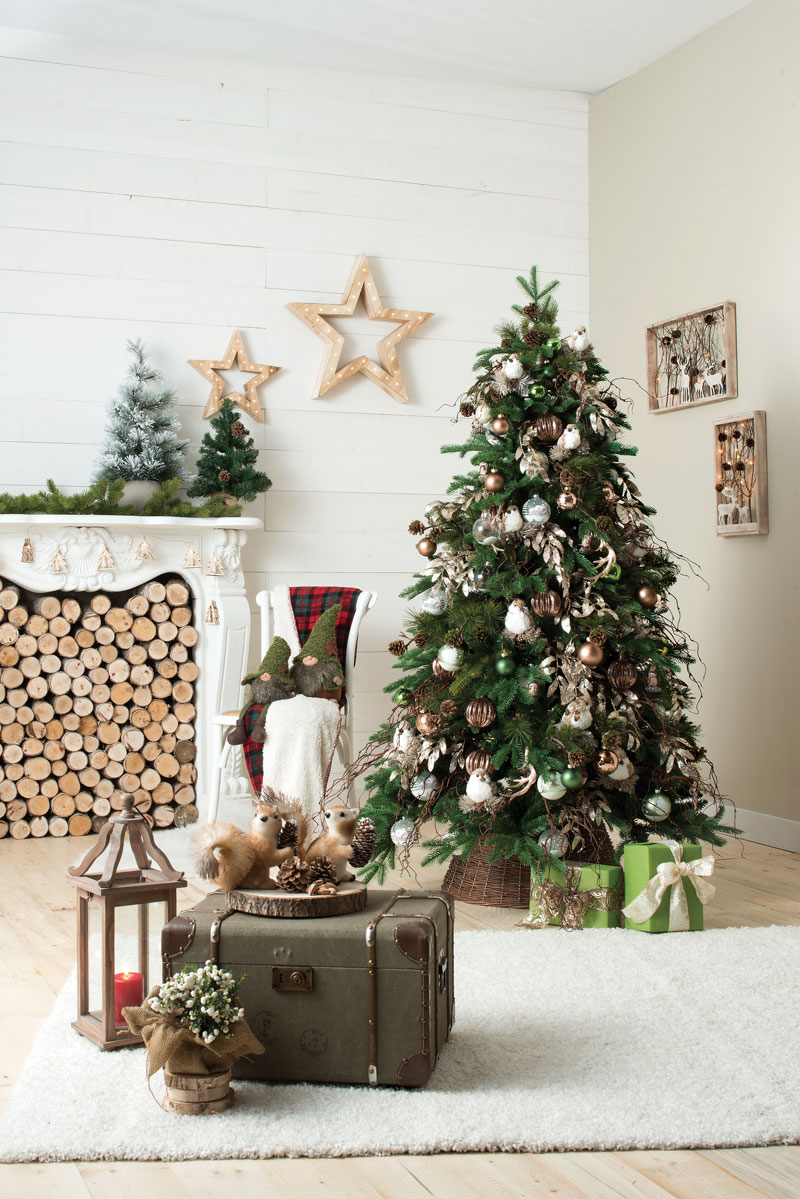 Natale Viridea naturale 01