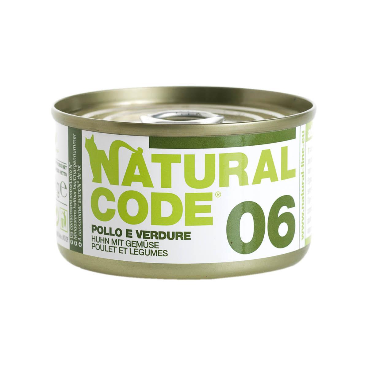 Natural Code 85 g