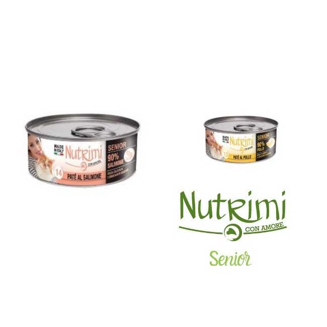 Nutrimi Gatto Senior 85g