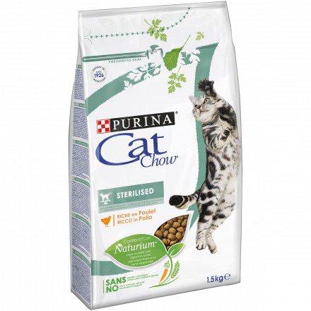 Purina Cat Chow Sterilised 10 kg