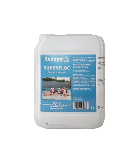 Redpool Superfloc Liquido 5 l