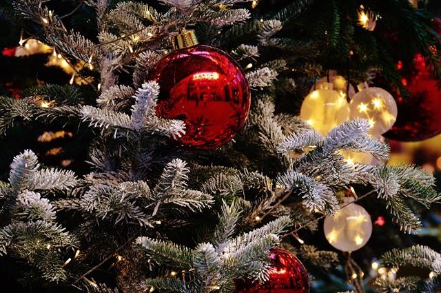 Tutorial la decorazione dell'albero di Natale