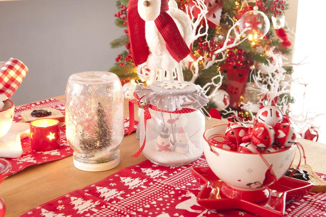 Idee natalizie in barattolo