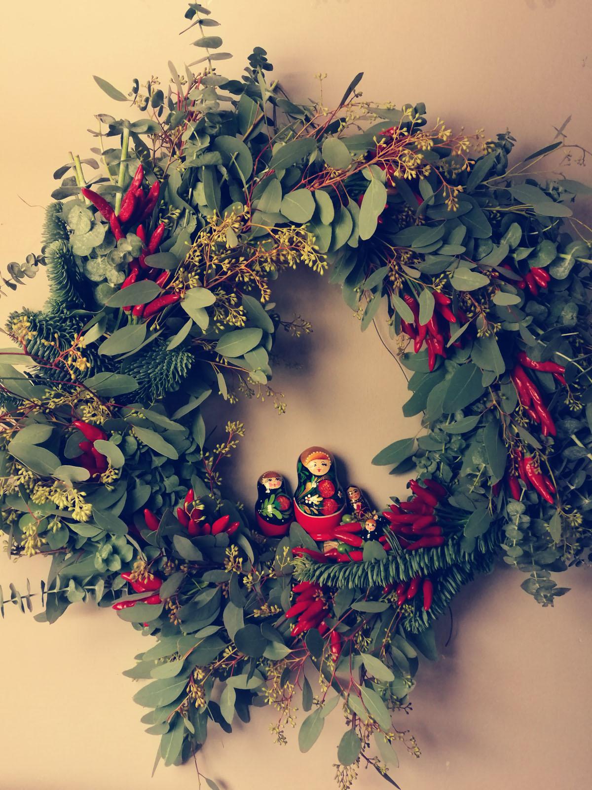 Ghirlande per decorare il Natale