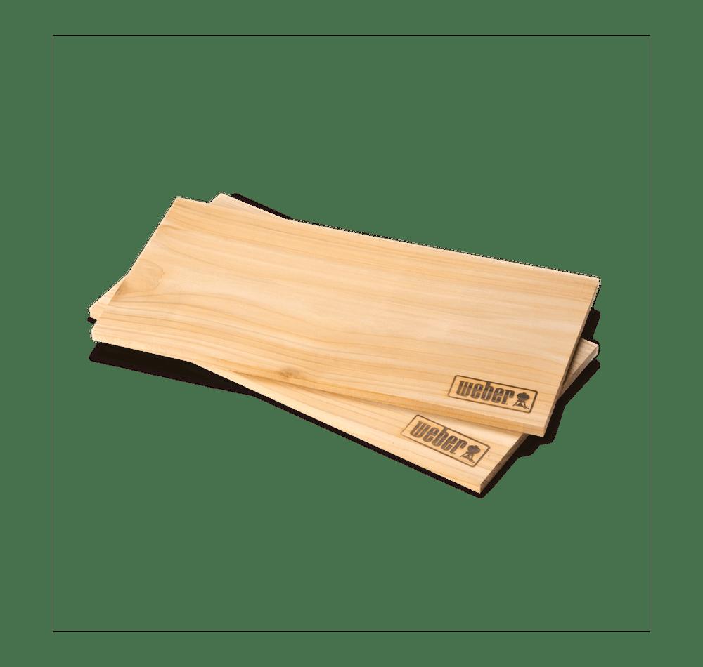 WEBER Panetti di cedro rosso grandi