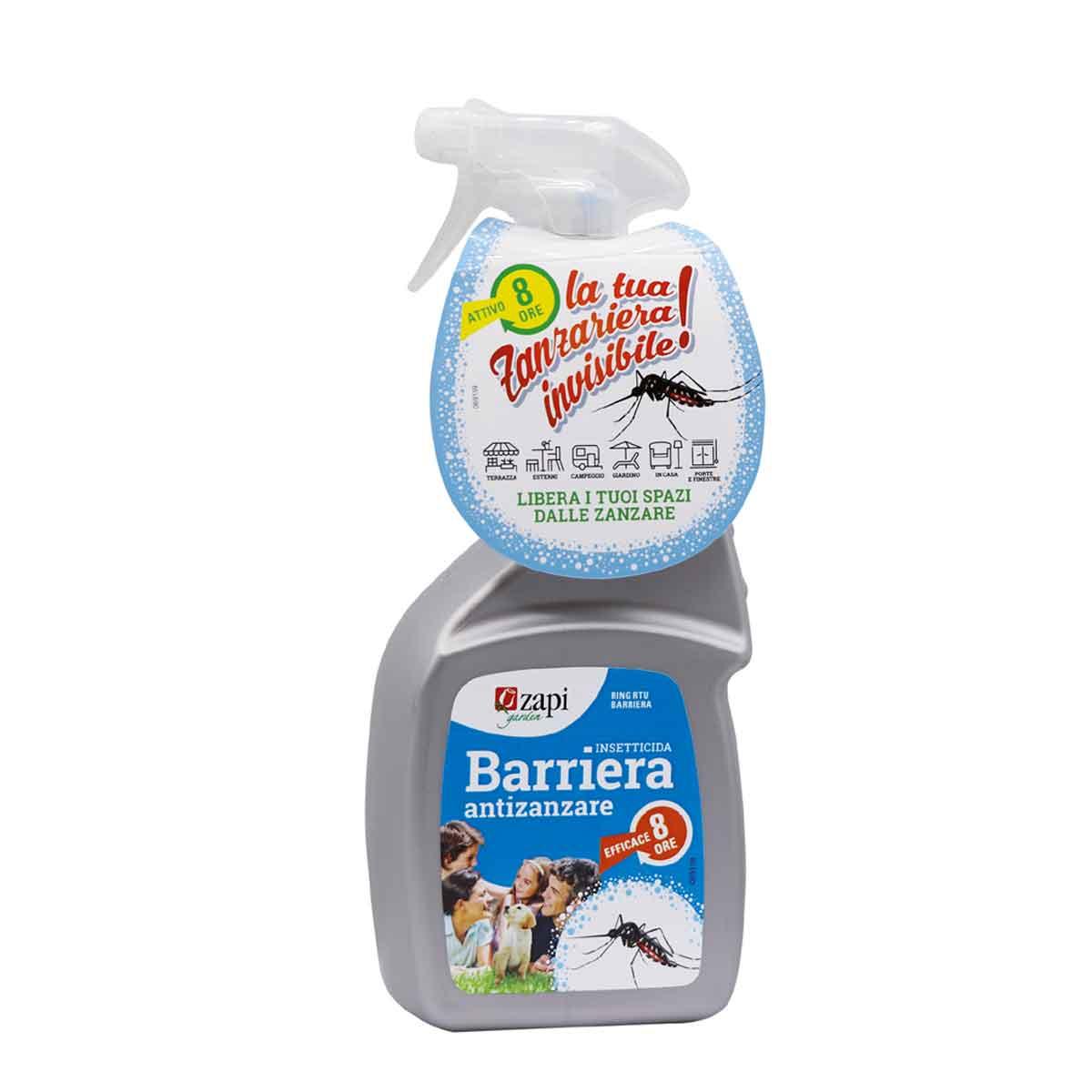 Zapi zanzare barriera insetticida 750 ml