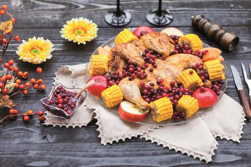 I piaceri della tavola in autunno