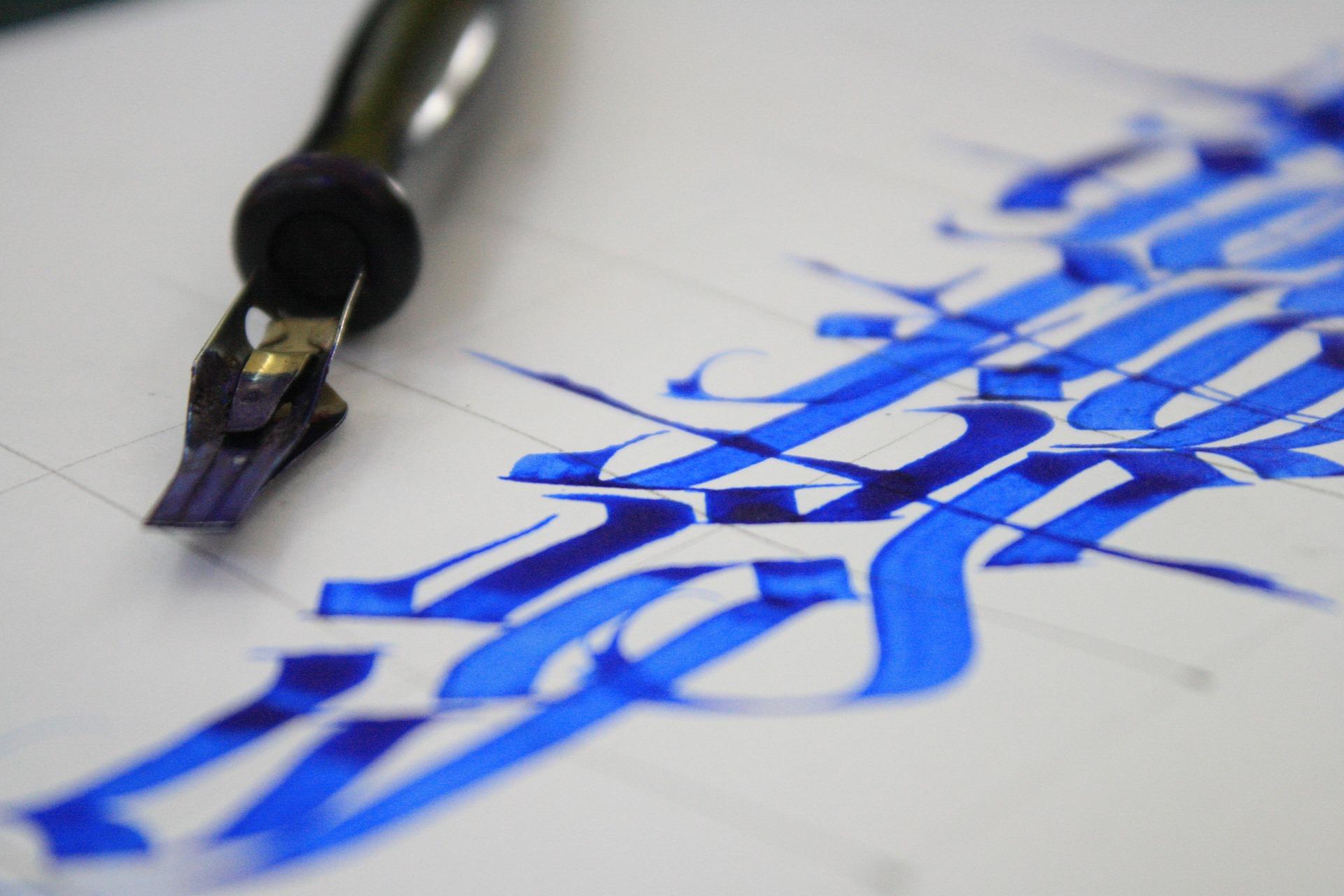 Handlettering, calligrafia per tutti