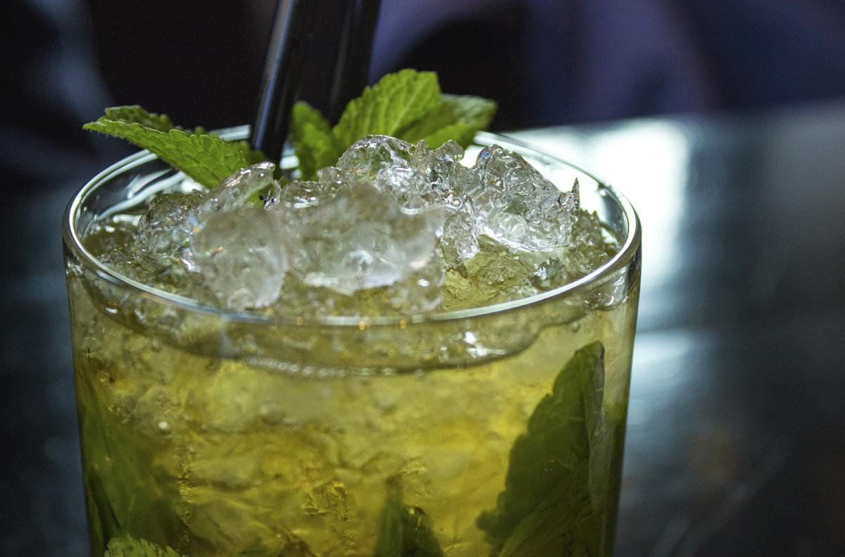 Erbe aromatiche per un cocktail perfetto
