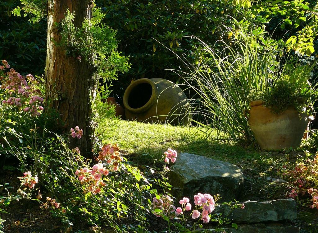 Il giardino roccioso mediterraneo