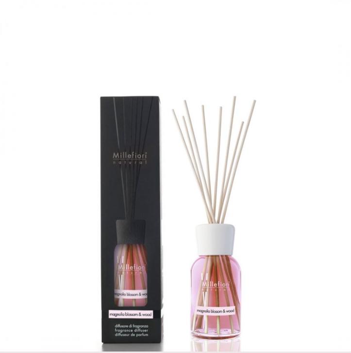 Millefiori – Diffusore 250 ml Magnolia Blossom & Wood