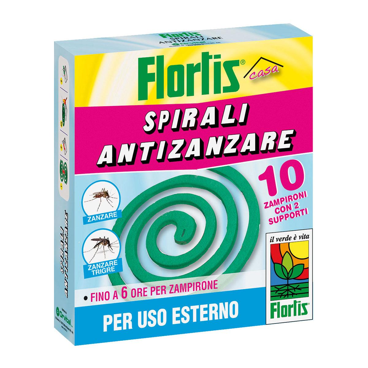 Flortis Spirali antizanzare