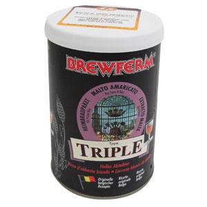 "Birra Brewferm ""Triple"""