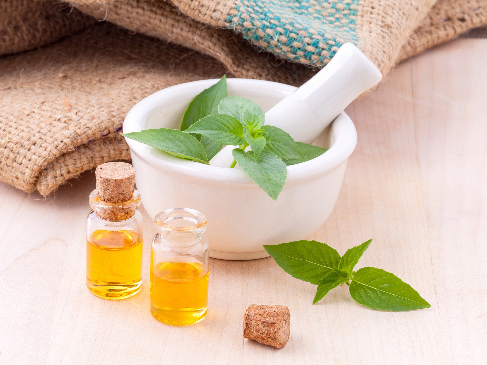 Le piante aromatiche e il loro impiego come rimedi naturali