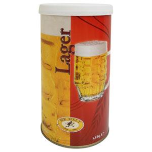 """Birra Mr. Malt Premium """"Lager"""""""
