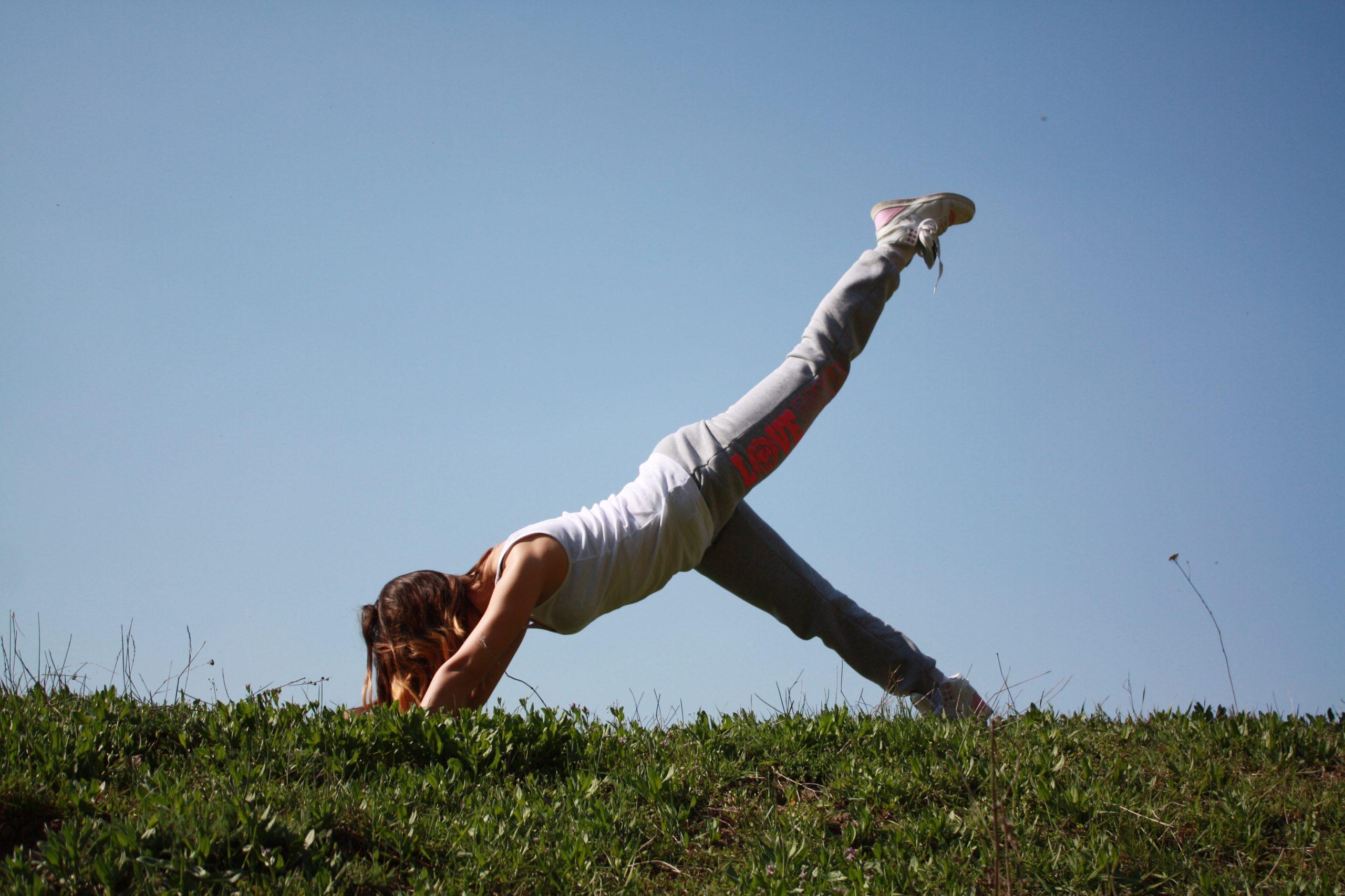 Alla scoperta del Pilates all'aria aperta