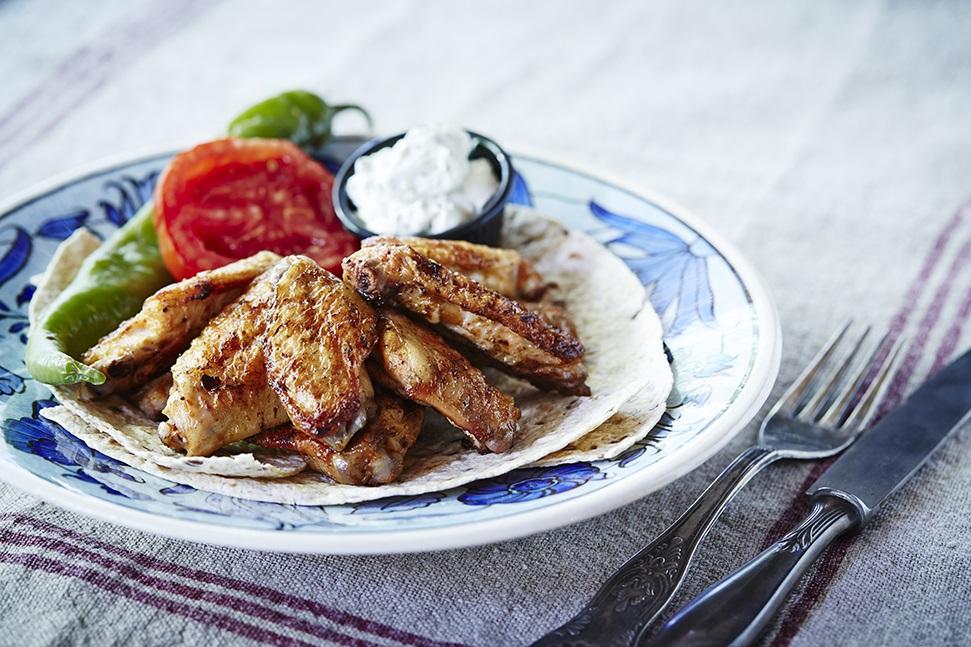 Alette di pollo piccanti | @Weber