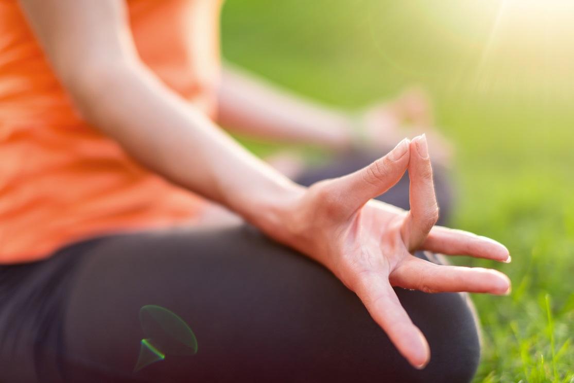 Scoprire lo Yoga all'aria aperta