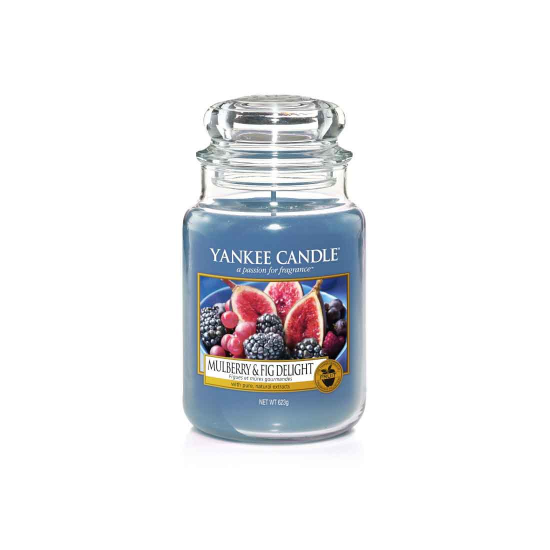 Yankee Candle Mulberry & Fig Delight Giara Grande