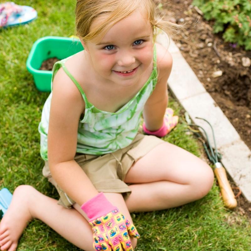 Conoscere le piante e i sapori, che divertimento!
