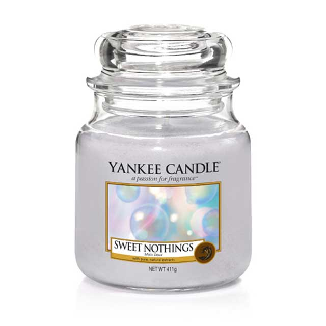 Yankee Candle Sweet Nothings Giara Media